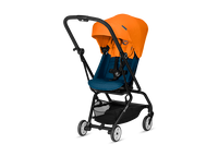Cybex Eezy S Twist Stroller - Tropical Blue