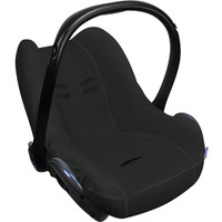 Dooky Seat Cover 0m+ -Plain Black