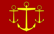 Navy Board Flag