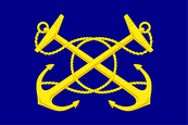 Royal Naval Supply and Transport Service Flag