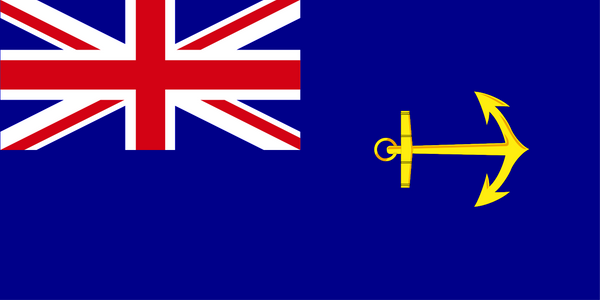 Government Service Ensign