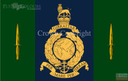 HQ 3 Commando Brigade Royal Marines Flag