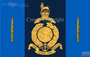 40 Commando Royal Marines Flag