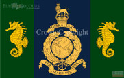 Logistics Regiment Royal Marines Flag