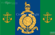539 Assault Squadron Royal Marines Flag