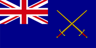 Army Ensign (worn by all other Army vessels)