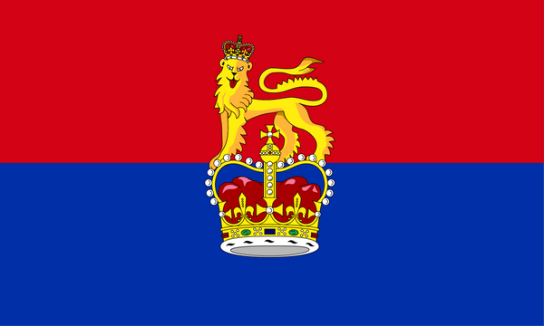 Military Members of the Army Board Flag