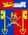 Deputy Constable of Dover Castle Flag
