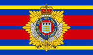 The Royal Logistic Corps Camp Flag