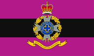 Royal Army Chaplains' Department Camp Flag