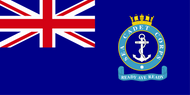 Sea Cadet Corps Flag