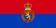 Army Cadet Force Flag