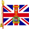 The Queen's Colour of 40 Commando, The Royal Marines