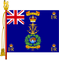 The Regimental Colour of 40 Commando, The Royal Marines