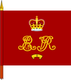 The Company Colour of No.1 Coy., 1st Battalion, Irish Guards