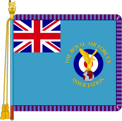 National Standard of The Royal Air Forces' Association