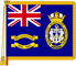 National Standard of The Royal Fleet Auxiliary Association
