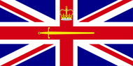 Lord Lieutenant of a County Flag