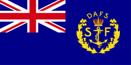 Scottish Executive Department for Rural Affairs Flag