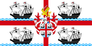 Master of Trinity House (HRH The Duke of Edinburgh) Flag