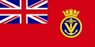 Maritime Volunteer Service Ensign