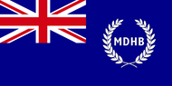 Mersey Docks and Harbour Company Ensign