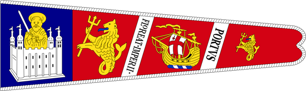 Port of London Authority Chairman Flag