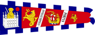 Port of London Authority Vice Chairman Flag