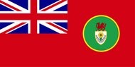 South Wales Sea Fisheries Ensign