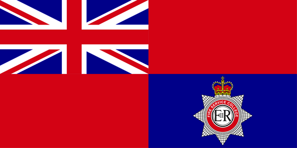 Fire Service Ensign