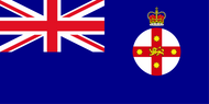 New South Wales Governor Flag