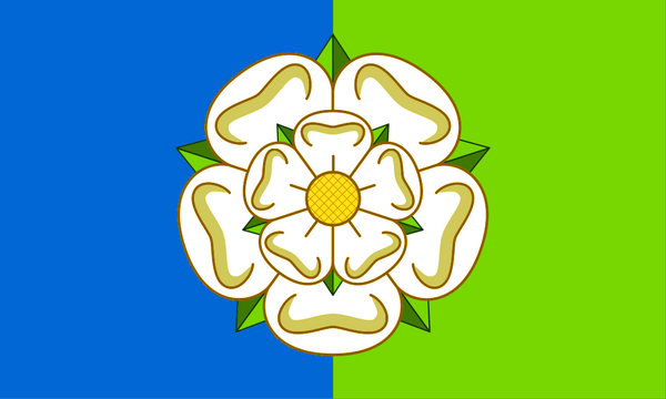 Yorkshire - East Riding Flag