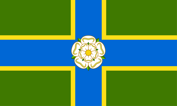Yorkshire - North Riding Flag