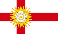 Yorkshire - West Riding Flag