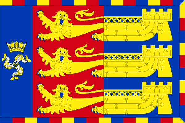 Lord Warden of the Cinque Ports Flag