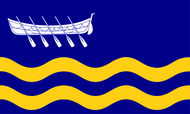 St Annes on Sea Flag