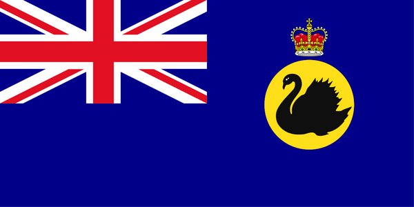 Western Australia Governor Flag