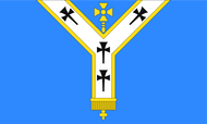 Archbishop of Canterbury Flag