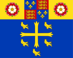 Westminster Abbey Flag