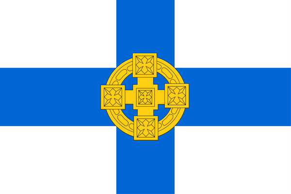 The Church in Wales Flag