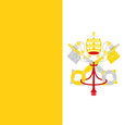 The Holy See Flag