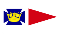 Royal Cruising Club Burgee