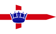 Royal Naval Sailing Association Burgee