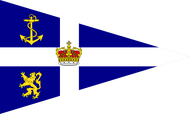 Royal Northern and Clyde Yacht Club Burgee