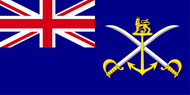 Army Sailing Association Ensign