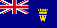 Old Worcesters Yacht Club Ensign