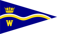 Old Worcesters Yacht Club Burgee