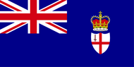 Royal London Yacht Club Ensign