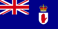 Royal Ulster Yacht Club Ensign