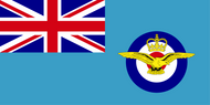 RAF Sailing Association Ensign